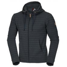 NORTHFINDER BAZ s kapucí grey