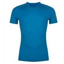 ZAJO Bjorn Merino Tshirt SS Greek Blue