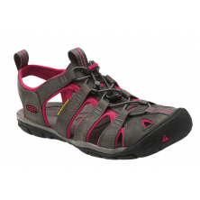 KEEN CLEARWATER CNX LEATHER W magnet/sangria