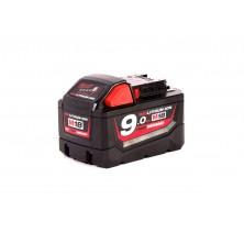 MILWAUKEE Baterie M18 B9 - 18 V / 9,0 Ah - Li-Ion