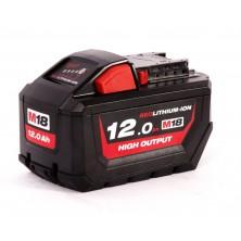 MILWAUKEE Baterie M18 HB12 - 18 V / 12,0 Ah HIGH OUTPUT Li-Ion