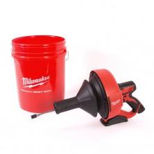 MILWAUKEE Aku čistič potrubí M12 BDC8-202C