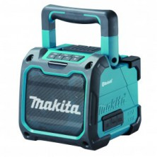 Makita DMR200 Aku přehrávač s Bluetooth, Li-ion 10,8V-18V Z