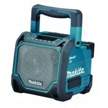 Makita DMR202 Aku přehrávač s USB a Bluetooth, Li-ion 10,8/12V-18V Z