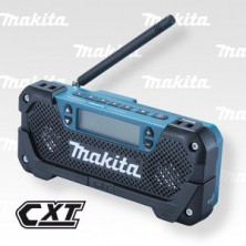 Makita MR052 Aku rádio Li-ion 10,8/12V CXT Z