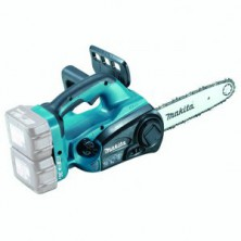 Makita DUC252Z Aku řetězová pila Li-on 2x18V,bez aku (AS3726) Z