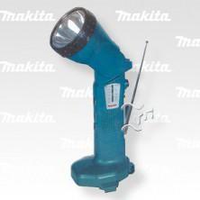 Makita E01171-2 ML141 svítilna se zabudovaným rádiem, 14,4V Z STOP