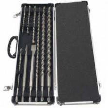 Makita D-21191 - 10- dílná sada vrtáků a sekáčů SDS-Plus