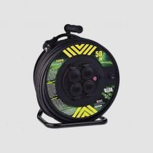 EMOS KL29114 Prodlužovací kabel 4zás. 230V/50m 2,5mm