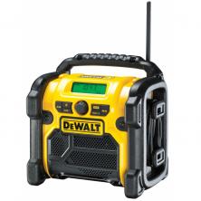 DeWALT DCR020 Aku rádio XR Li-Ion 10,8-18 V + 220V + USB nabíječka