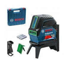 Bosch GCL 2-15 G Professional Křížový laser + RM1 + BM3 0601066J00