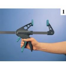 Wolfcraft Jednoruční svěrka EHZ 65-150 3456000