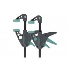 Wolfcraft Jednoruční svěrka EHZ40-110 multifixS 2ks 3455100