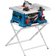 Bosch GTS 635-216 Professional Stolní okružní pila + GTA 560 Pracovní stůl 0601B42001