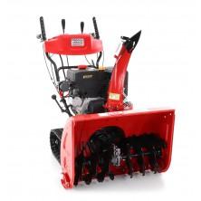 VeGA 1101 LUX Benzinová dvoustupňová pásová sněhová fréza s elektrickým startováním