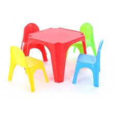 STARPLAST Keren set Dětský stolový set
