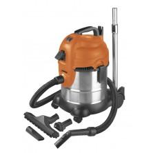 EUROM Force 1420S Průmyslový vysavač pro suché a mokré vysávání