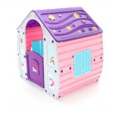 STARPLAST Unicorn Magical House Dětský zahradní domeček