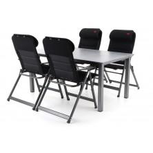 CRESPO LOFTTISCH set 4 AL Luxusní stolová sestava