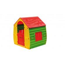 STARPLAST Magical House RED Dětský zahradní domeček