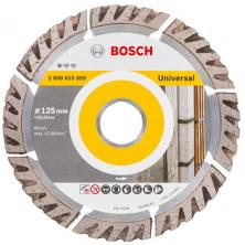 Bosch Diamantový dělicí kotouč Standard for Universal 125 x 22.23 mm 2608615059
