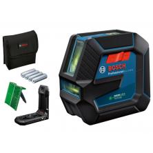 Bosch GLL 2-15 G Professional Křížový laser zelený (IP64) 0601063W00