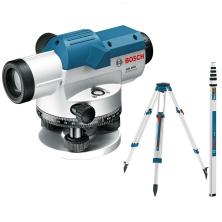 Bosch GOL 20 D Professional Optický nivelační přístroj + lať GR 500 + stativ BT 160 061599404R
