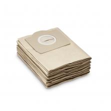 Kärcher K 221 Papírové sáčky pro SE 4001, SE4002, WD 3.200, WD 3.300 M, WD 3.500 P, MV 3, MV 3 P, WD 3, 5 ks 6.959-130.0