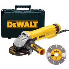 DeWALT DWE4217KD Úhlová bruska 125mm, 1200W