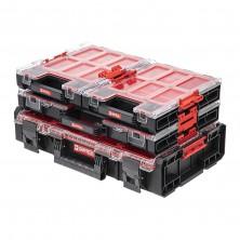 Qbrick P90621 Organizér plastový set - M 2ks, L1ks, XL 1ks Qbrick One