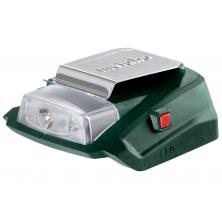 Metabo PA 14.4-18 LED-USB Akumulátorový výkonný adaptér 600288000