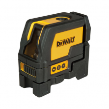 DeWALT DW0822 Samonivelační křížový laser s olovnicí