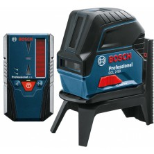 Bosch GCL 2-50 Professional Křížový laser + přijímač LR6 0601066F01