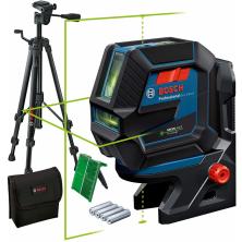 Bosch GCL 2-50 G Professional Kombinovaný laser + 4x baterie AA + Stativ BT 150 0601066M01