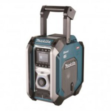 Makita MR007GZ Aku rádio DAB, Bluetooth, USB Li-ion CXT, LXT, XGT,12V-40V Z