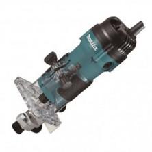 Makita 3711 Jednoruční frézka 6mm, 530W