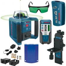 Bosch GRL 300 HVG Set Professional Rotační laser + přijímač LR 1G 0601061701