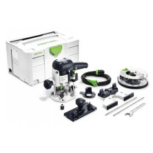 Festool Horní frézka OF 1010 EBQ-Plus + Box-OF-S 8/10x HW 574383