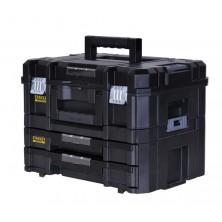 STANLEY FMST1-71981 FATMAX® Kufr - Propojovací stohovací úložný systém TSTAK COMBO; 21,5 l