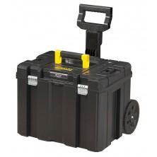 STANLEY FMST1-75753 Mobilní kufr TSTAK Mobile hluboký s výsuvnou rukojetí 51,2 x 43,5 x 100 cm
