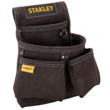 STANLEY Kožené opaskové pouzdro na nářadí a hřebíky STST1-80116